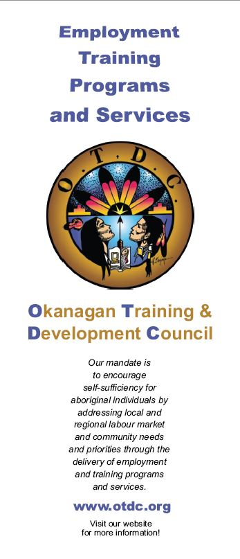 OTDC Employment Training Programs Brochure - Download PDF